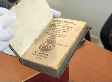 libro antiguo traducción euskera
